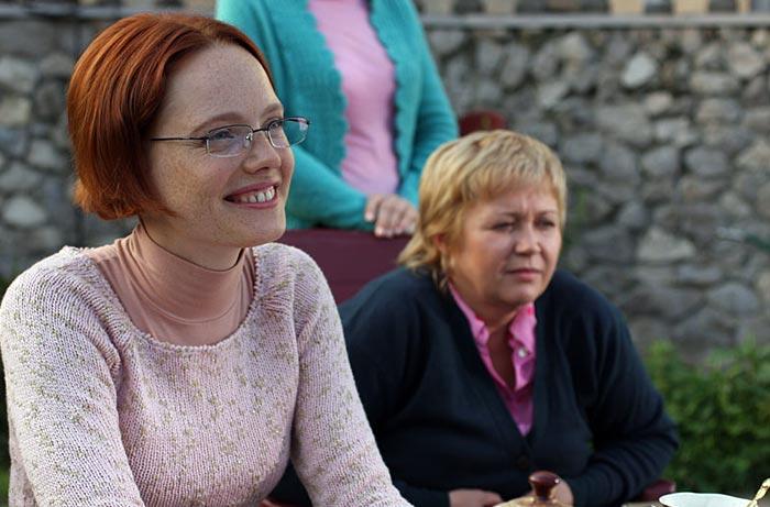 Юлия Тельпухова в сериале Две сестры 2 сезон