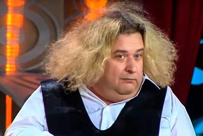 юморист и клоун Александр Морозов