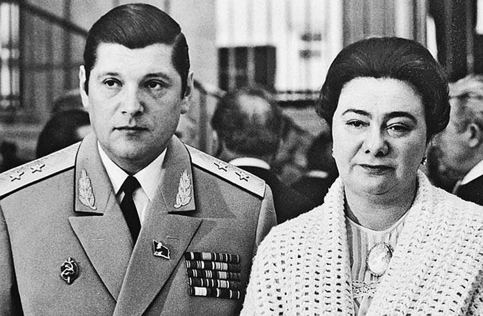 Юрий Чурбанов и Галина Брежнева 3