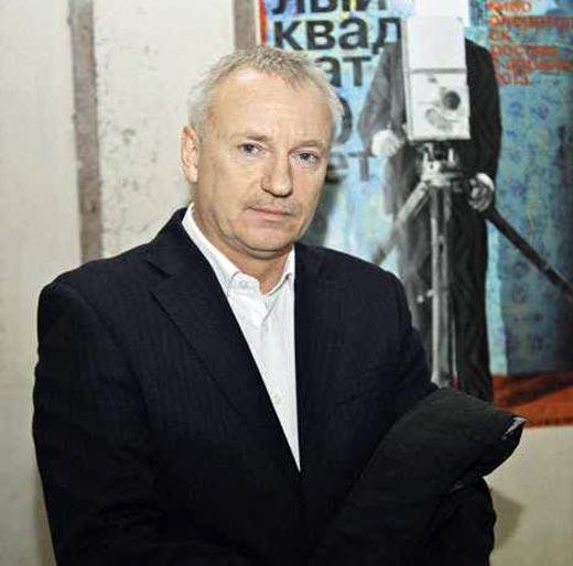 кинооператор Юрий Любшин