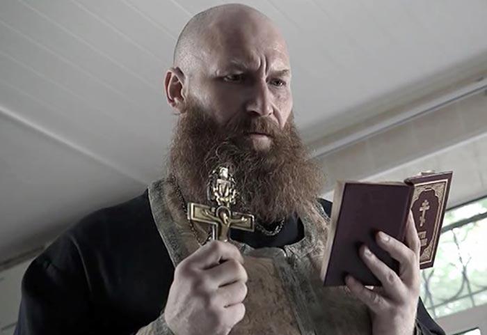 Юрий Миронцев в сериале Морозова-2