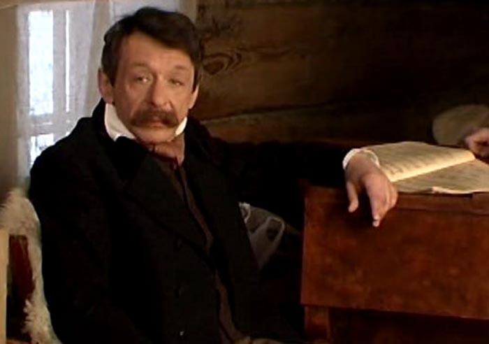 Юрий Нифонтов в сериале Одна любовь души моей