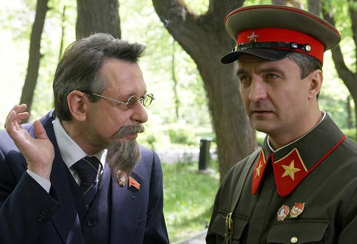 Юрий Нифонтов в сериале Тухачевский Заговор маршала