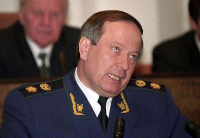 Генеральный прокурор Российской Федерации Юрий Скуратов