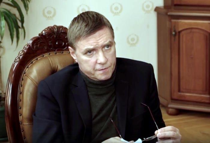 Юрий Яковлев-Суханов в сериале Путешествие к центру души