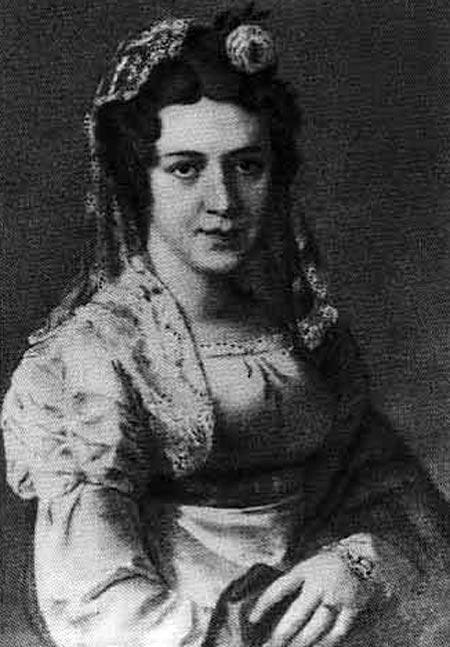 Елена Чаликова жена Михаила Щепкина