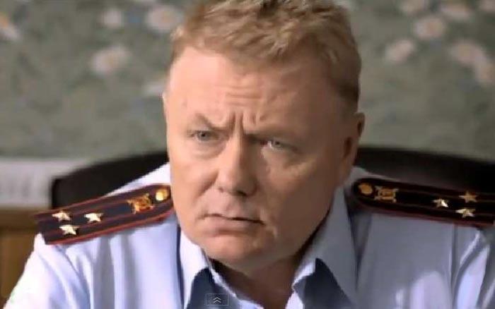 Александр Берда в сериале Курортная полиция