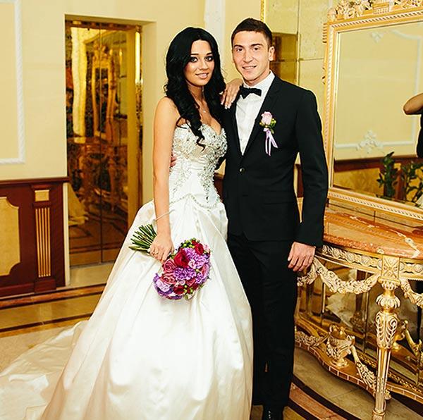 свадьба Алексей Ионов и Яна Кононова