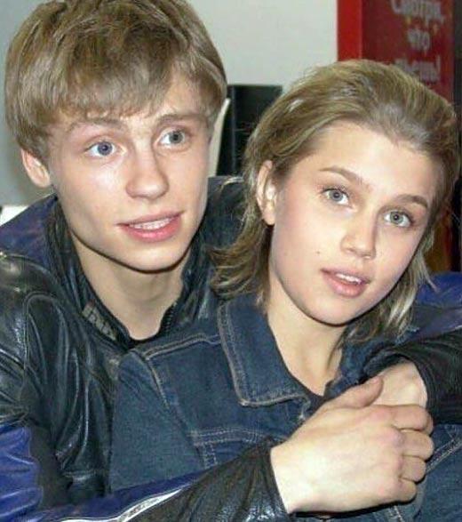 Дарья Мельникова и Александр Головин