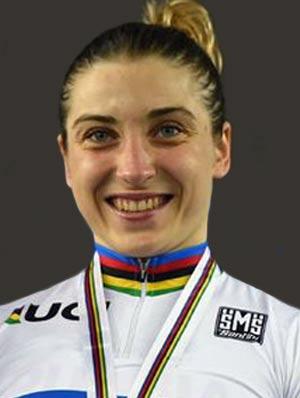 Дарья Шмелева (велогонщица)