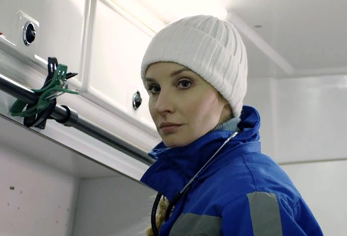 Елена Карпова в сериале Невский Тень Архитектора