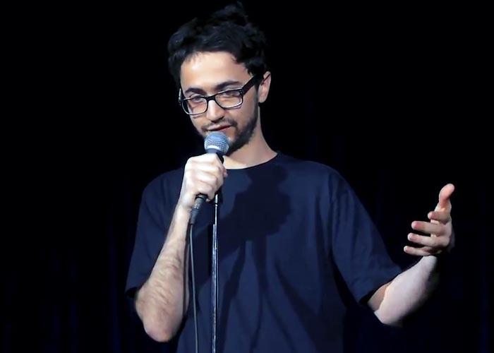 комик Идрак Мирзализаде