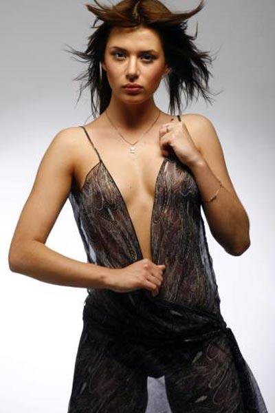 Белорусская актриса Карина Александрова