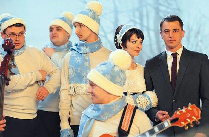 Николай Иванов в сериале Рожденная звездой