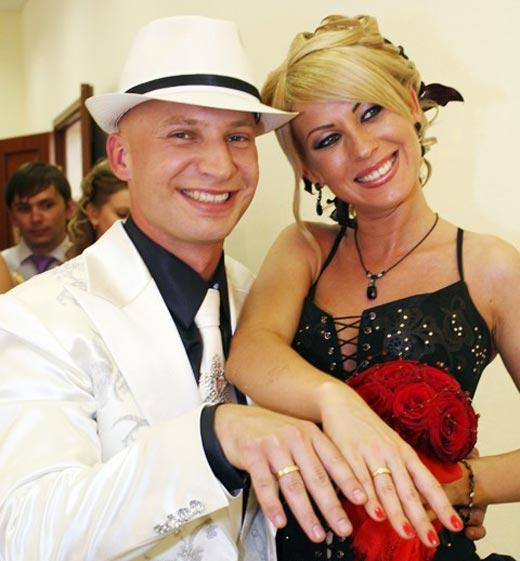 Роман Третьяков и Светлана Соколова