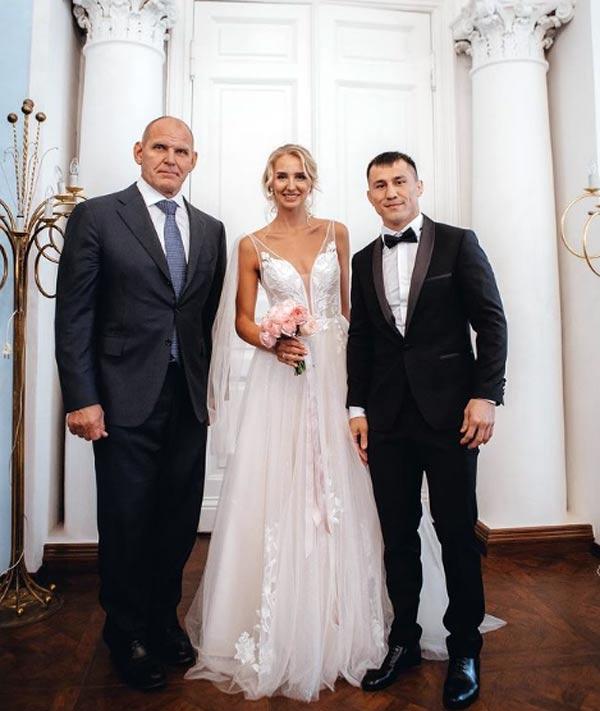 свадьба Виолетта Колобова и Роман Власов