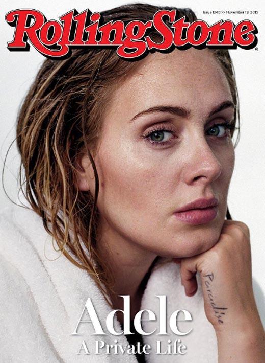 Адель Rolling Stone