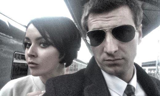 Александр Устюгов и Анна Озар