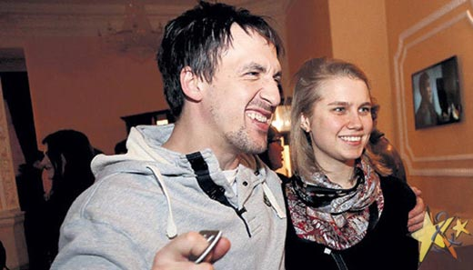 Дарья Мельникова и Артур Смольянинов