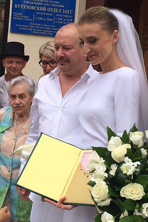 пятнадцати детей марьянов свадьба фото зодиака это