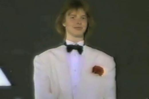 Андрей Григорьев-Апполонов на подиуме