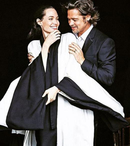 Джоли и Питт 4