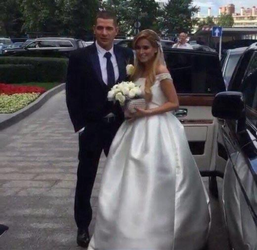 Ксения Бородина и Курбан Омаров 2