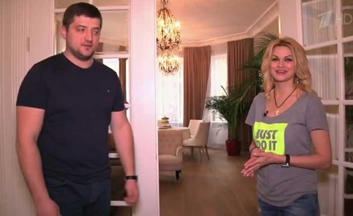 Ирина Круг и Сергей Белоусов