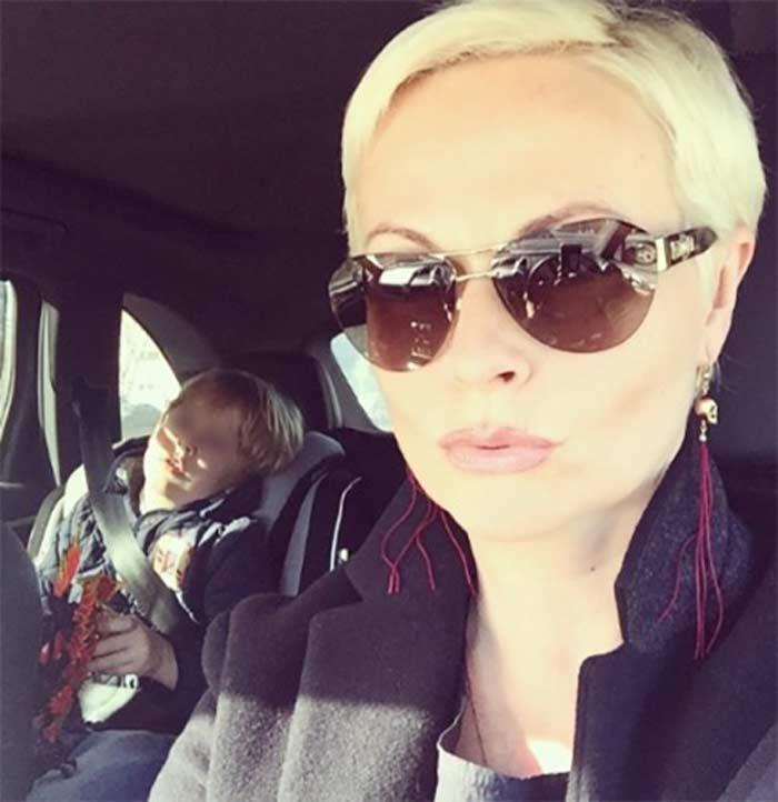 Наталья Коваленко питерская жена Дмитрия Нагиева