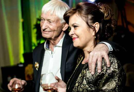 Николай Агутин и пятая жена Нина
