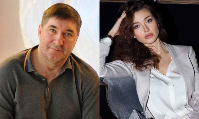 Александр Кожевников и Юлиана Беляева