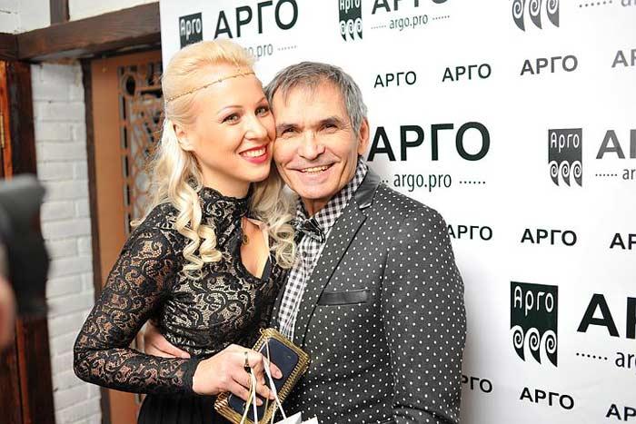 Бари Алибасов и Виктория Максимова 2