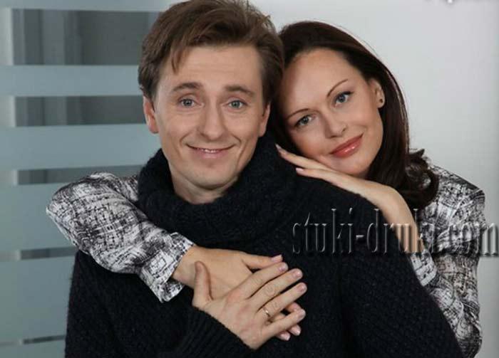 Ирина Безрукова и Сергей Безруков