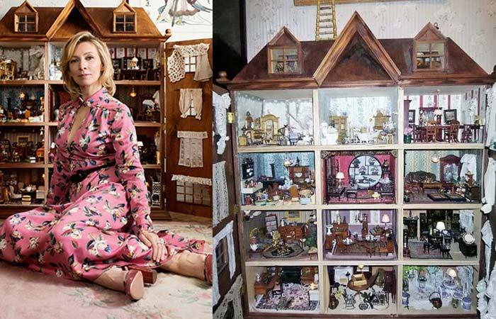 кукольный домик Марии Захаровой