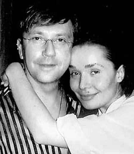Марьяна Цареградская и Андрей Вавилов