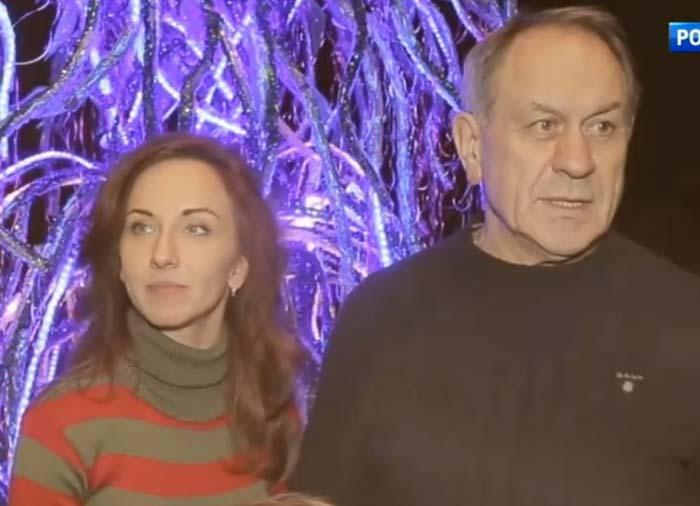 Валерий Афанасьев и Наталья