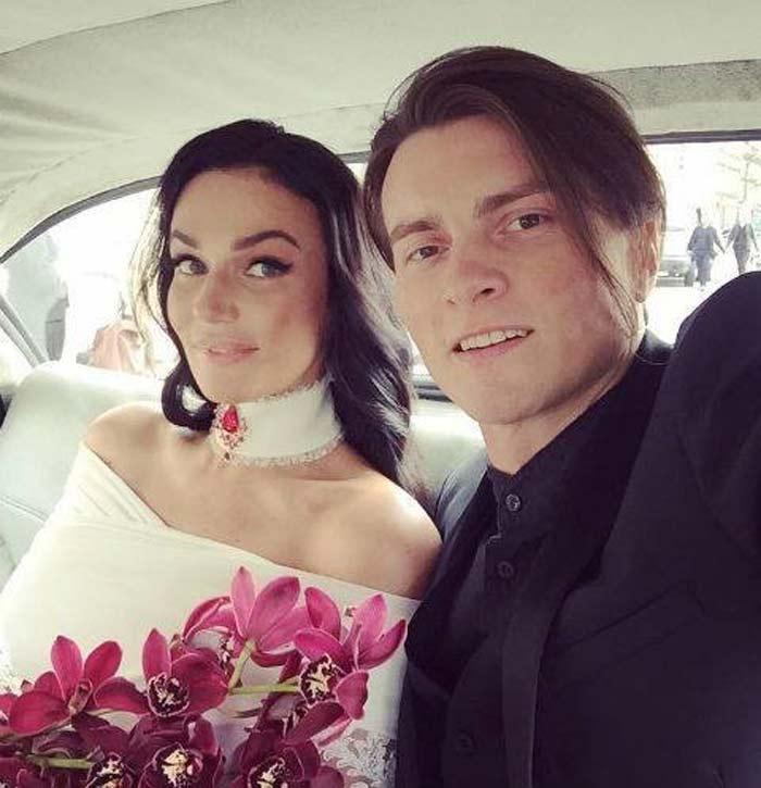 свадьба Алена Водонаева и Алексей Косинус