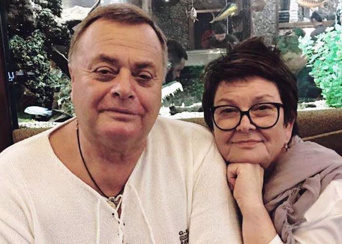 Родители Жанны Фриске