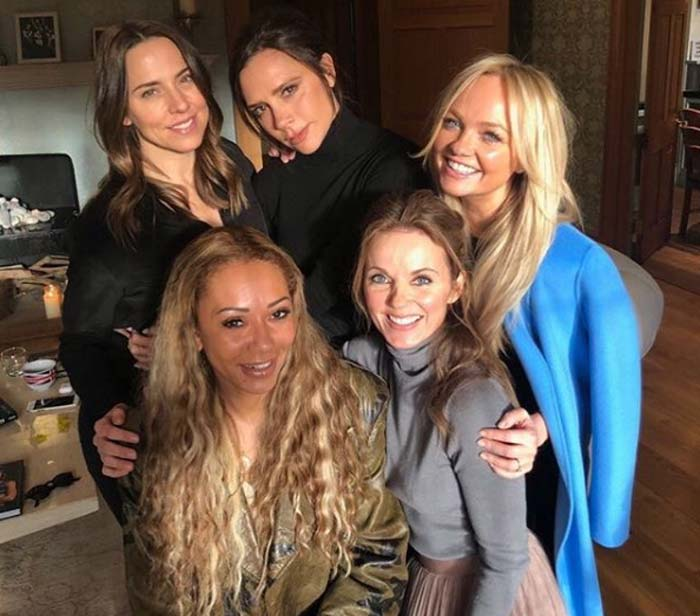 Spice Girls 2018 год