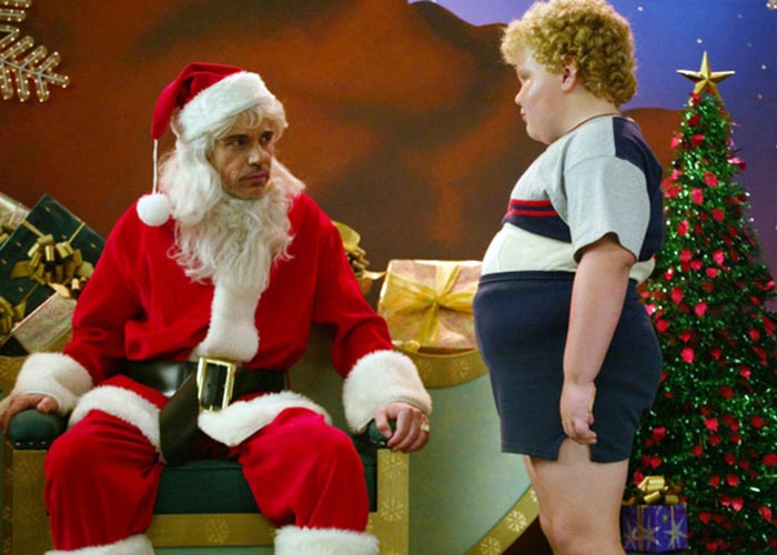 Билли Боб Торнтон Плохой Санта