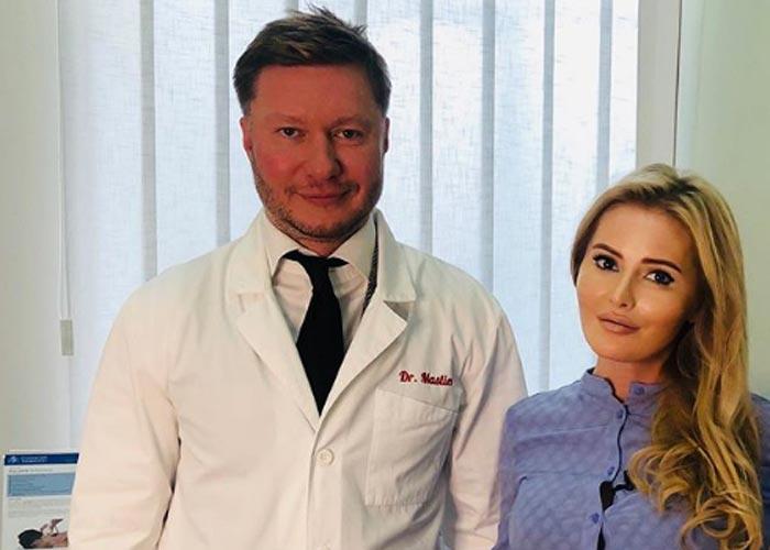 Дана Борисова и нарколог