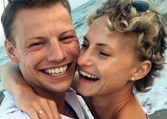 Дмитрий Власкин и Анна Бегунова