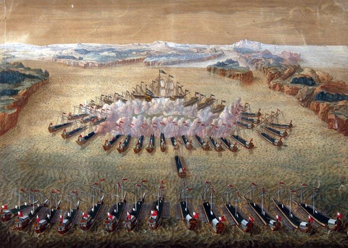 Гангутское сражение