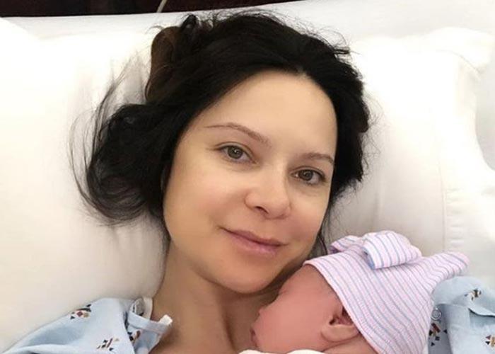 Лилия Подкопаева и дочь
