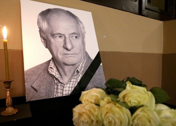 Марк Захаров похороны