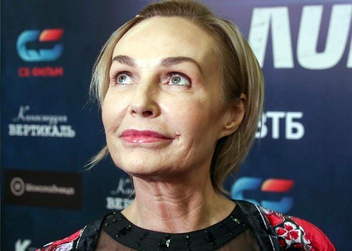 Наталья Андрейченко 2019 год