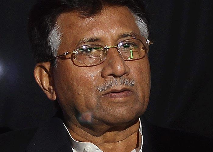 Первез Мушарраф