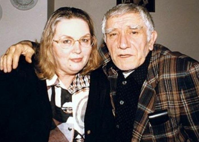 Татьяна Власова и Армен Джигарханян