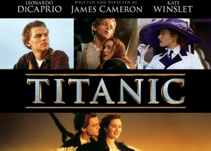 постер фильм Титаник