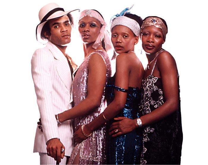 группа Boney M